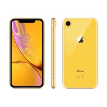 IPHONE XR 64 Go JAUNE