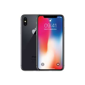 IPHONE X 64 GO GRIS SIDERAL