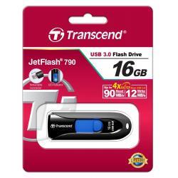 Clé USB 3.0 16 Go Noir TRANSCEND