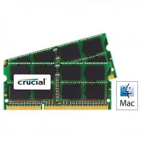 Crucial so-dimm MAC 16 go 2x8 1600 mhz