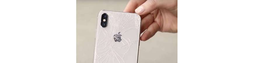 VITRE ARRIERE IPHONE X