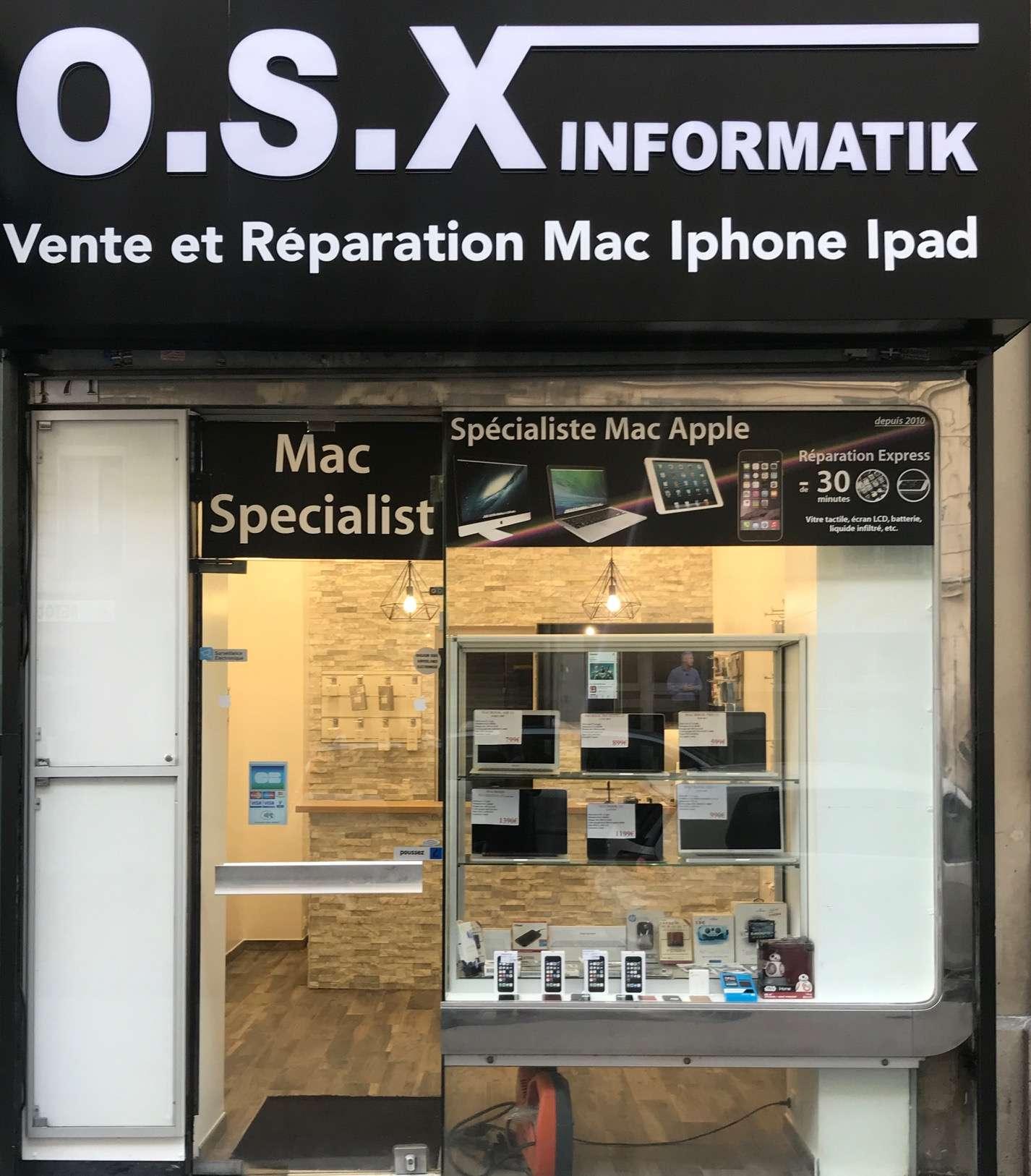 O.S.X. INFORMATIK